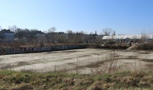 FOTO: Nesuđeni bazen na Novom naselju ponovo u gradskim planovima kao deo sportskog kompleksa