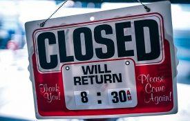 Holandski trgovci pokrenuli postupak protiv države zbog zatvaranja prodavnica
