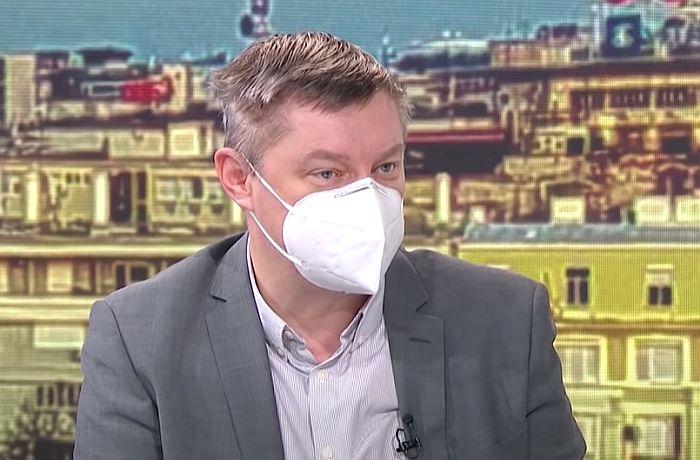 Stevanović: Pacijenti iz Beograda biće poslati u Kruševac