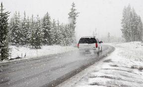 Pet najčešćih grešaka u vožnji u zimskim uslovima