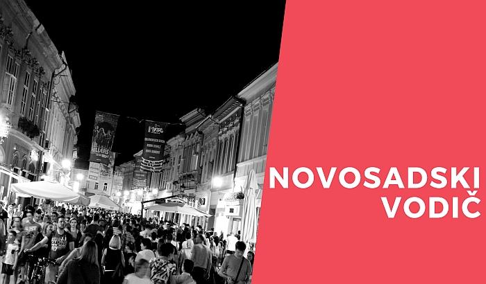 Danas u Novom Sadu - petak, 13. decembar