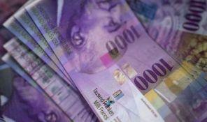Više opcija za otplatu kredita u švajcarcima, danas nastavak razgovora