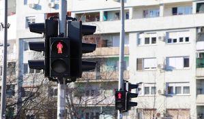 Uskoro dva nova semafora u Ulici Novosadskog sajma