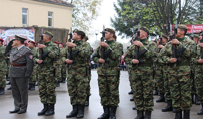 FOTO, VIDEO: Obeležen Dan 1. brigade Vojske Srbije
