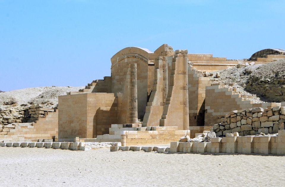 Egipat ponovo za turiste otvorio grobnicu faraona staru 4.700 godina