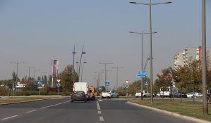 VIDEO: Radiće se analiza vožnje u kružnim tokovima u Novom Sadu