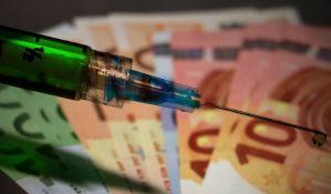 Bogati već kupili više od polovine budućih zaliha vakcine protiv kovida