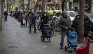 Više od 9.000 medicinskih radnika u Španiji zaraženo virusom korona
