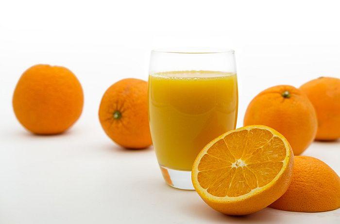 Rast cene soka od pomorandže zbog pandemije