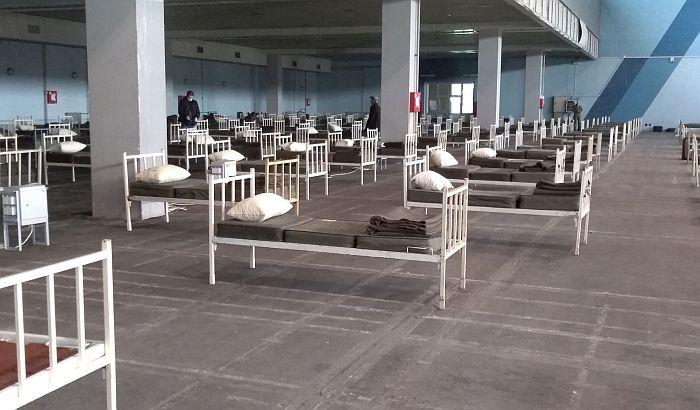 FOTO, VIDEO: U Vojvodini među 13 novoobolelih petoro lekara, Novosadski sajam uskoro spreman za prijem pacijenata