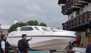 FOTO: Predstavljen brod Opštine Sremski Karlovci, niko od čelnika opštine se nije pojavio