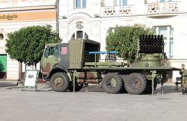 Srbija za tri godine uložila 830 miliona evra u naoružanje