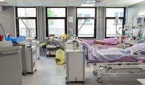 FOTO: Kako izgleda unutrašnjost Infektivne klinike KCV-a gde se leče najteže oboleli od virusa korona