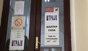 Moguć prekid štrajka u katastrima, prihvaćeni pojedini zahtevi radnika