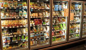 Hiljade tona hrane van prometa zbog različitih nepravilnosti