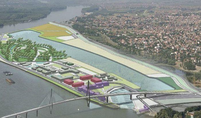 Za projekat novog mosta preko Dunava izdvojeno 24,6 miliona dinara