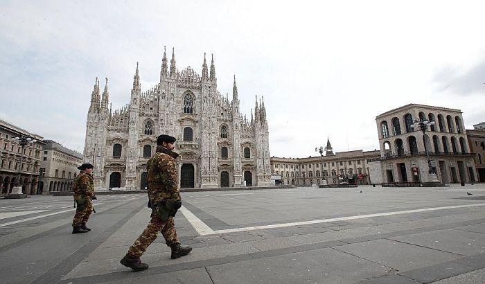 Vanredno stanje u Italiji do kraja aprila
