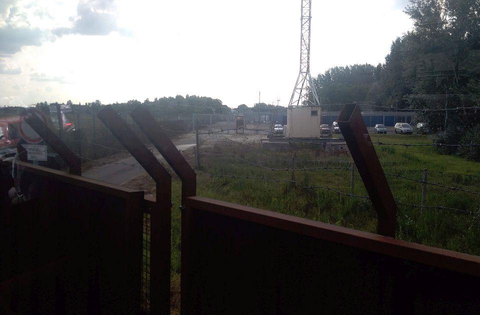 Grupa migranata nasilno pokušala da pređe srpsko-mađarsku granicu