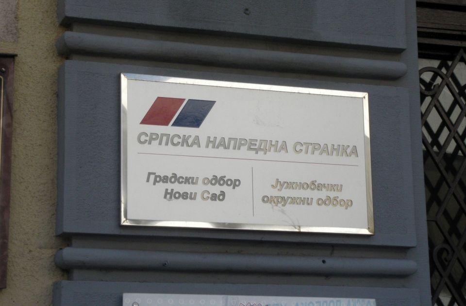 SNS poručio Novakoviću da menja insajdere: Nemamo nameru da zaustavimo razvoj Novog Sada