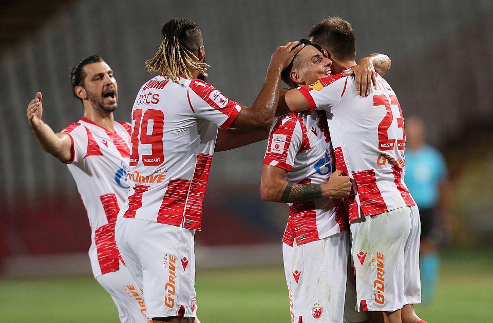 Zvezda deklasirala Kairat za plasman u treće kolo kvalifikacija za Ligu šampiona