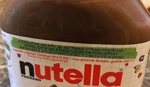 Različit kvalitet Nutele u zavisnosti od tržišta