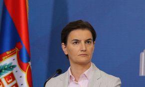 VIDEO: Brnabić o povlačenju ambasadora Srbije i Crne Gore