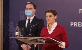 Brnabić: Srbija povlači odluku o proterivanju ambasadora Crne Gore