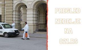 Pregled nedelje na 021.rs: Neophodni radnici nevidljivi, građani za suštinu - planovi u visinu