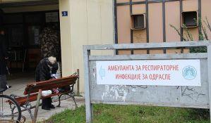 Više od 1.000 pregledanih u kovid ambulanti na Novom naselju za 24 sata