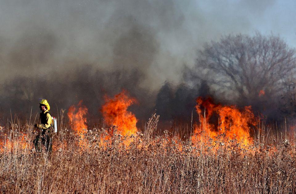 VIDEO: I dalje rekordne temperature na zapadu SAD, požari izmiču kontroli