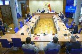VIDEO: Umalo tuča u crnogorskom parlamentu zbog Belivuka