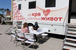 Gde sve u Vojvodini možete dati krv sledeće nedelje?