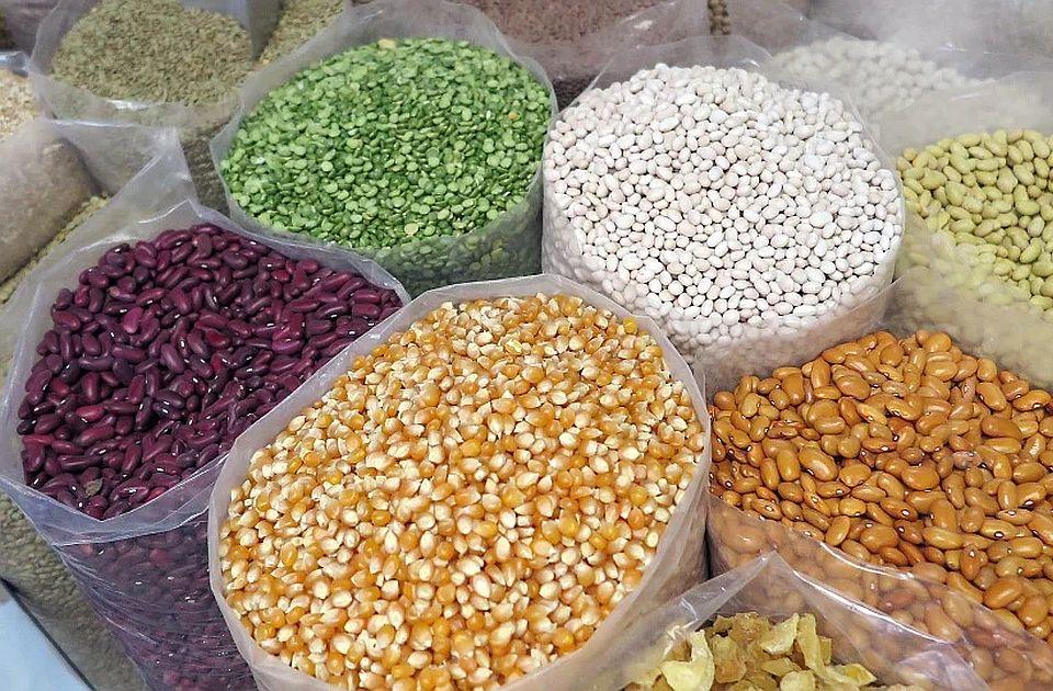 Cene žitarica u blagom padu