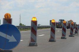 Izmenjen saobraćaj kod petlje Vrbas zbog sanacije kolovoza
