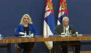 VIDEO: Konferencija Kriznog štaba o epidemiološkoj situaciji u Srbiji