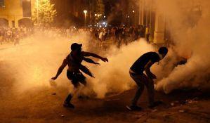 Novi sukobi u Bejrutu, policija upotrebila suzavac protiv demonstranata