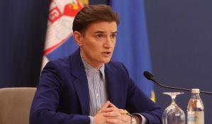 Brnabić: Građani nisu izgubili poverenje u Krizni štab, Srbija među prvih 20 zemalja koje će dobiti vakcinu