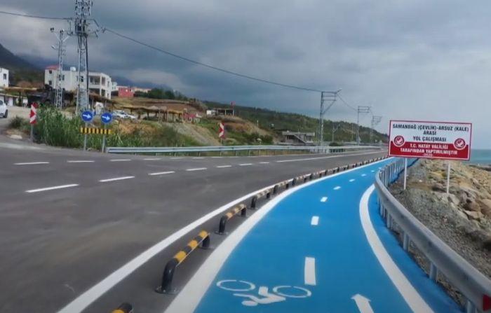 VIDEO: Turska dobila biciklističku stazu dugu 26 kilometara