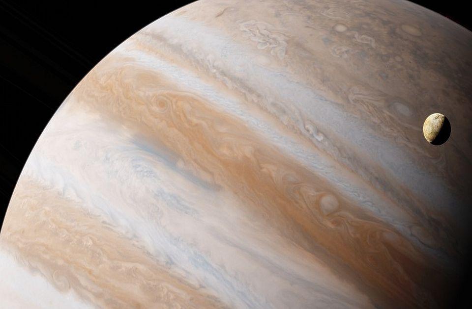 VIDEO: Asteroid udario Jupiter
