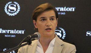 Ana Brnabić postaje članica SNS