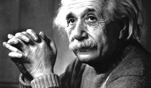 Pismo Ajnštajna o nacistima prodato za 32.000 dolara