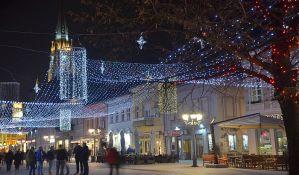 Uskoro još novogodišnje rasvete na novosadskim ulicama