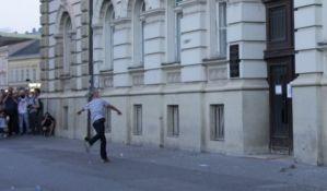 Šteta na Gradskoj kući 1,2 miliona dinara, porazbijano više od 50 prozora