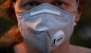 Francuska uvodi obavezno nošenje maski