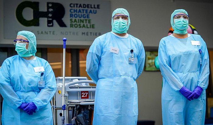 Belgija bez smrtnih slučajeva prvi put od 10. marta