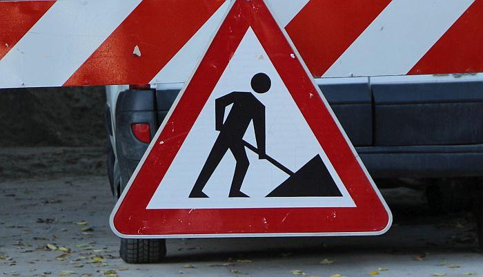 Radovi od danas menjaju režim saobraćaja u delu Ulice Miše Dimitrijevića