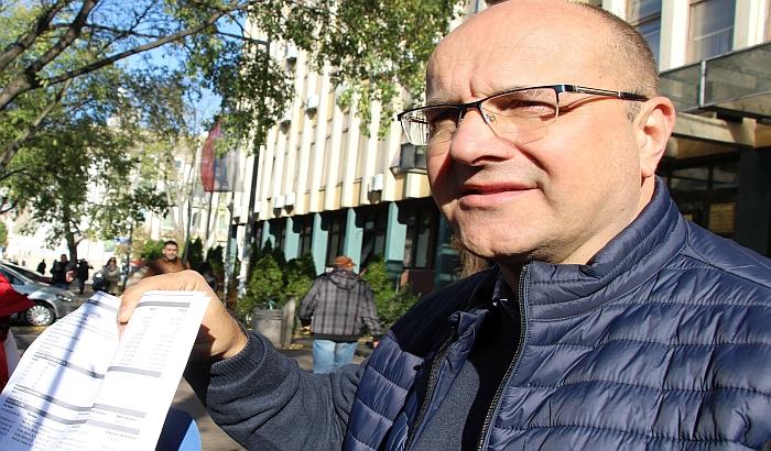 Ponovo odloženo suđenje Borislavu Novakoviću, nisu se pojavili svedoci Andreja Vučića
