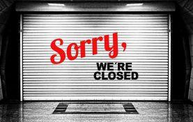 Svetski brendovi zatvaraju vrata svojih prodavnica