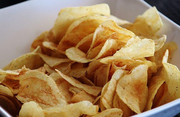Hrskavost jedan od razloga zašto je teško pojesti samo jedan čips ili flips