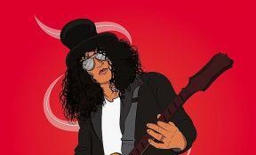 Guns N 'Roses lansirali fliper, inspirisan turnejom